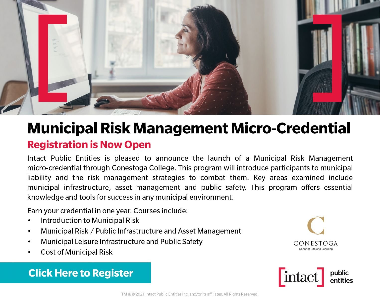 Municipal Risk Management Micro-Credential Program Information